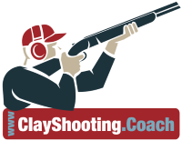 Clay Shooting Coach Logo