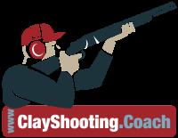 Clay Shooting Coach Logo